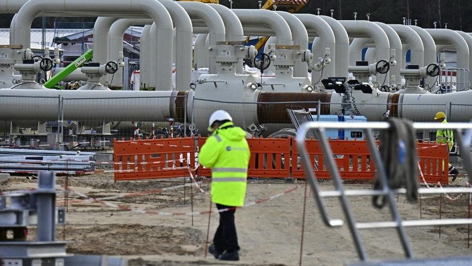 Prace nad Nord Stream 2 w Niemczech (zdjęcie ilustracyjne)