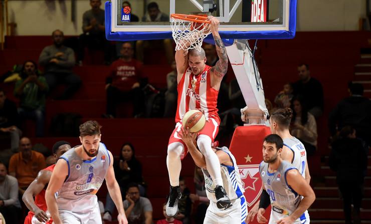KK Crvena zvezda, KK Zadar