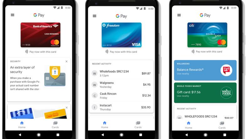 Google Pay zastąpi Android Pay