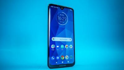Motorola Moto G7 Plus im Test: schnelles Laden, langsame CPU