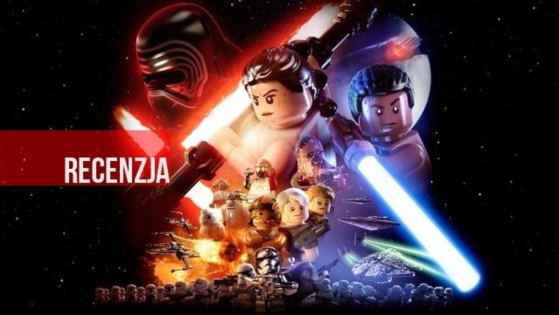 Recenzja Lego Star Wars Przebudzenie Mocy Jasna I Ciemna Strona