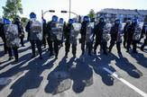 Kvebek, protest, demonstranti, EPA -TANNEN MAURY