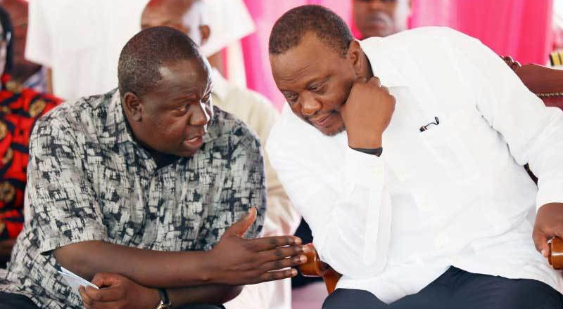 Details of Uhuru's secret meeting after firing warning shot that left Tangatanga MPs shaken