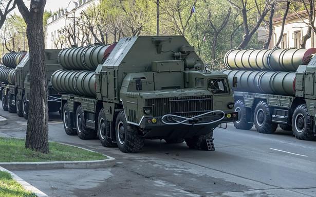 System antyrakietowy S-400, który Turcja kupiła od Rosji