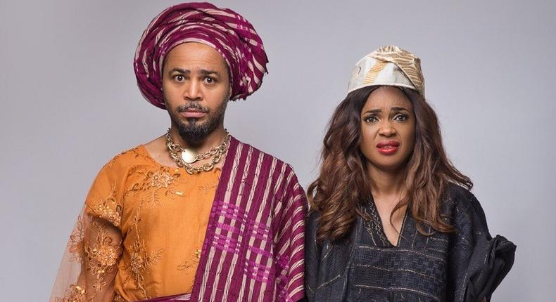 My Wife and I is one of the 7 new Nigerian movies available on Netflix this weekend