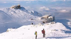 W Tatrach spadł śnieg! Na Kasprowym Wierchu leży już kilka centymetrów