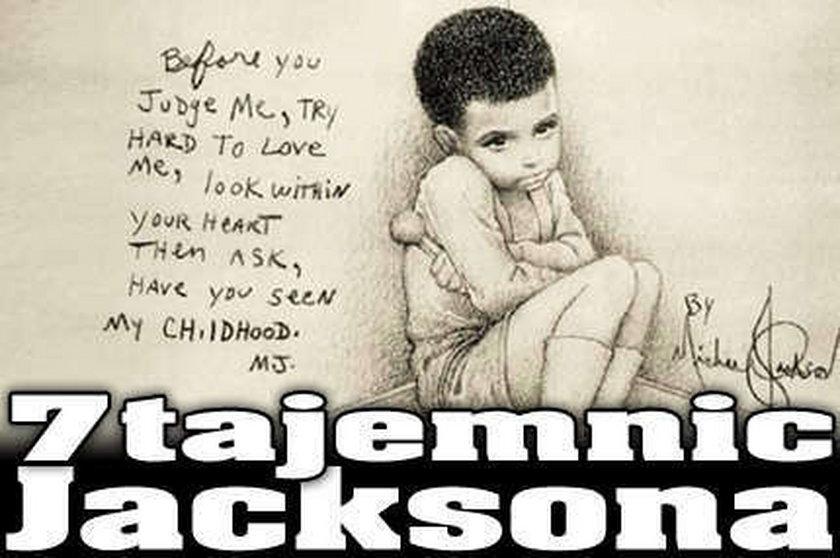 7 tajemnic Jacksona