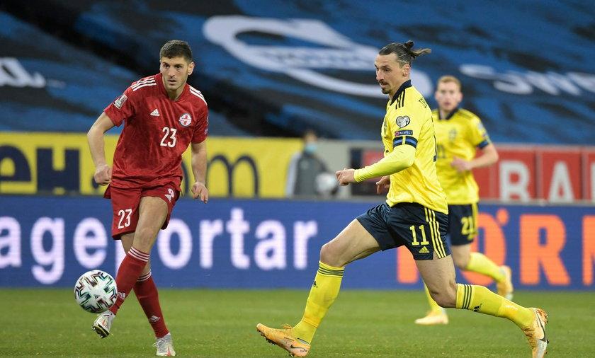 To miał być wielki powrót Zlatana Ibrahimovicia. Kontuzja wykluczyła Szweda z gry w Euro 2020