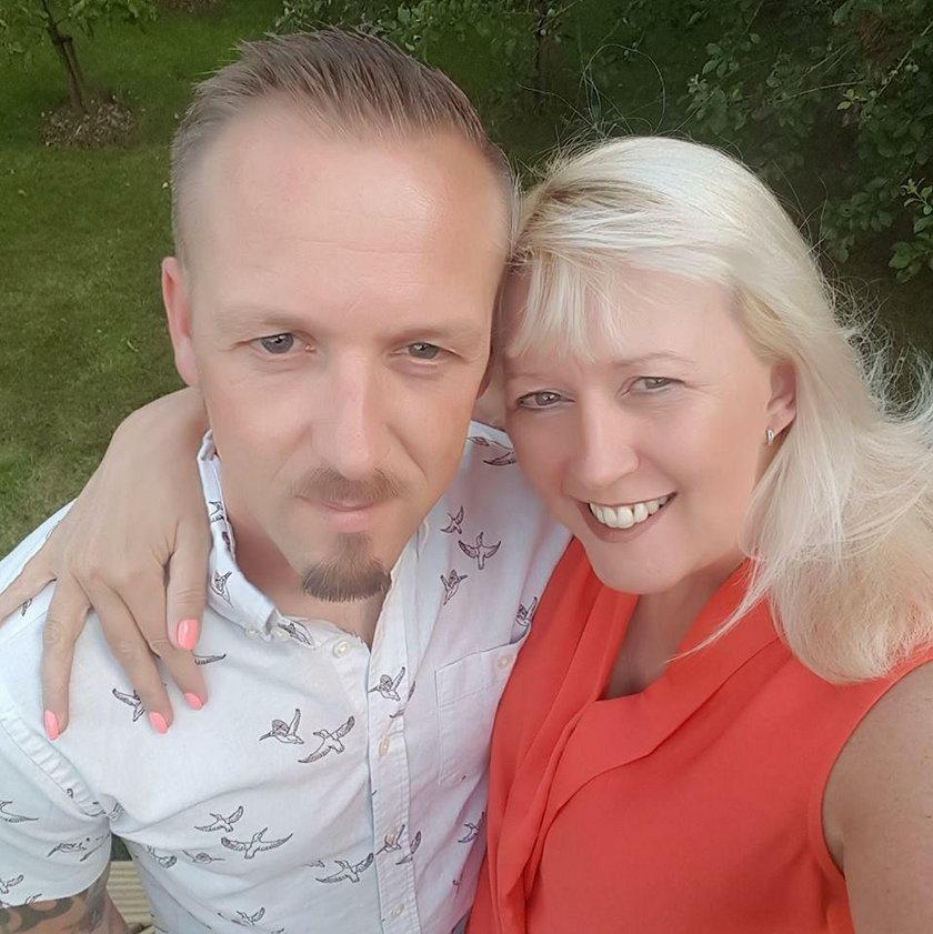 Claire i David Burke