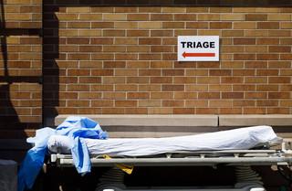Koronawirus w USA. W Nowym Jorku zmarło już więcej osób niż w zamachu na WTC