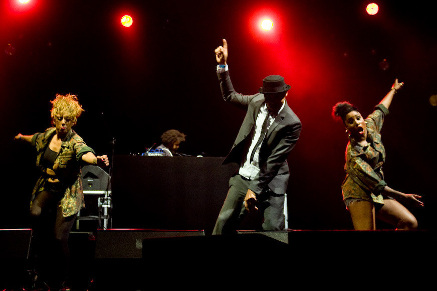 Major Lazer (fot. Monika Stolarska / Onet)