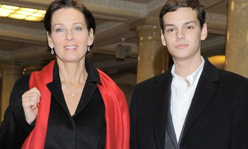 Gładkowska pokazała syna. FOTO