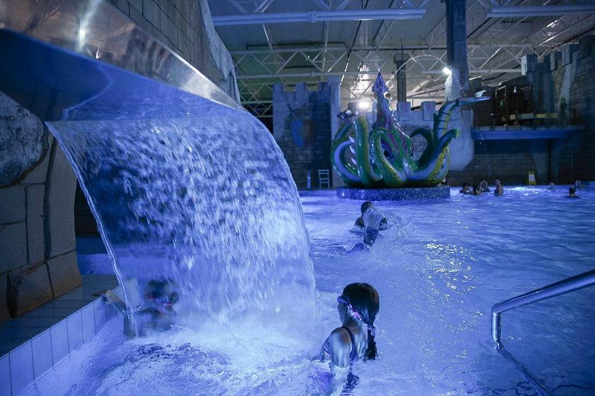 Aquapark w Redzie oferuje sowim gościom wyjątkowe atrakcje