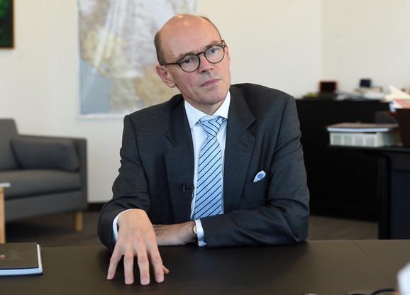Moja čestitka novoj premijerki naišla je na veoma negativne komentare u delu srpske javnosti: Ambasador Arne Sanes Bjornstad