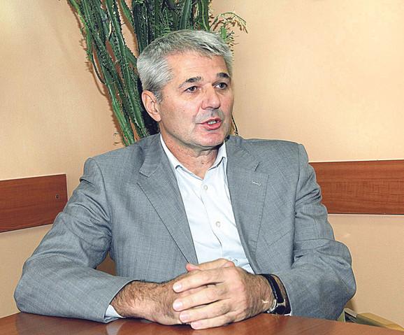 Miilovan Bratić, dekan Fakulteta sporta i fizičkog vaspitanja