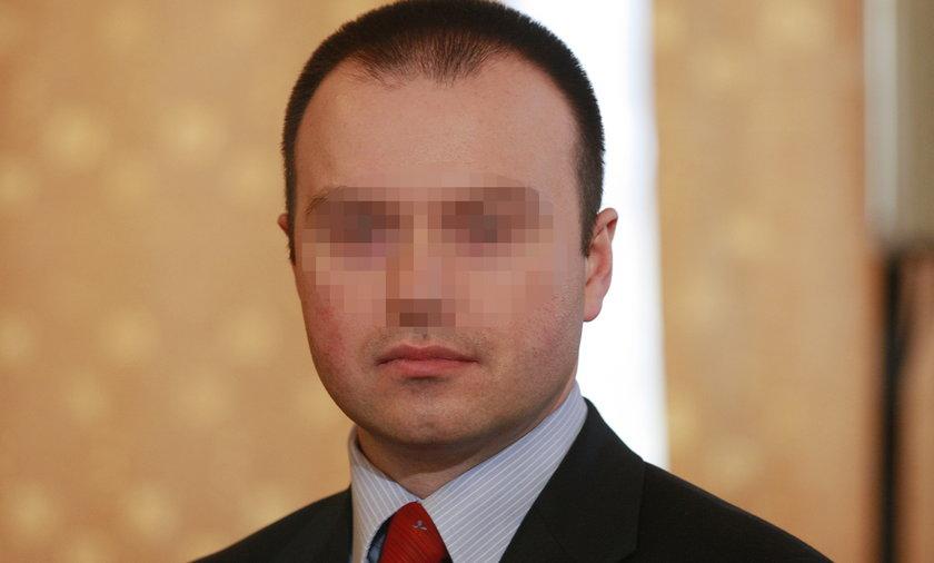 Witold D. zatrzymany