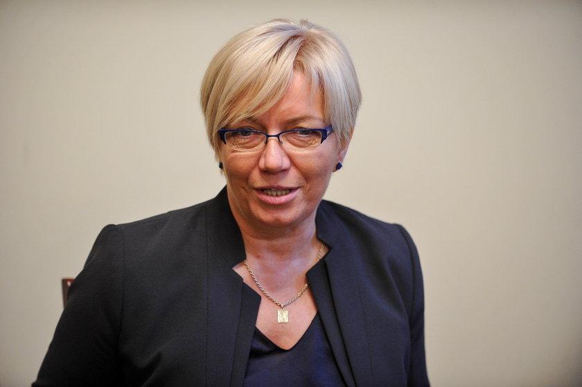 Julia Przyłębska prezes TK