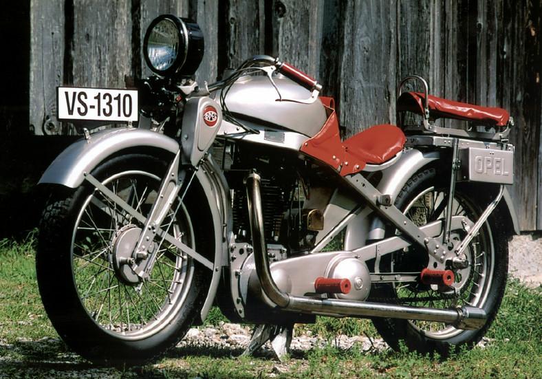 Opel Motoclub Super Sport z 1928 roku