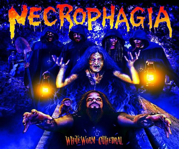 """Necrophagia – """"WhiteWorm Cathedral"""""""