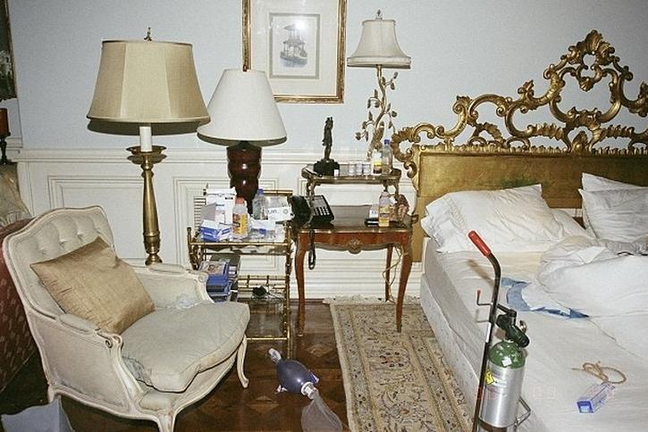 W Tej Sypialni Zmarł Michael Jackson Nieznane Zdjęcia