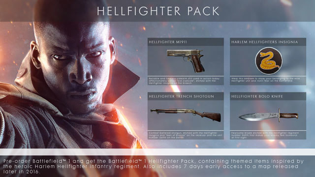 Hellfighter Pack