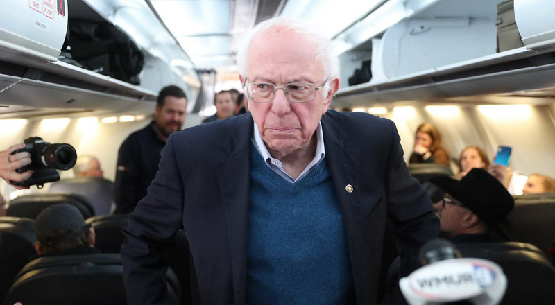 Bernie Sanders slammed American Airlines for its decision to start selling middle seats again during the pandemic (AAL)