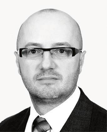 Dariusz Malinowski doradca podatkowy, partner, szef zespołu ds. postępowań podatkowych i sądowych w KPMG w Polsce