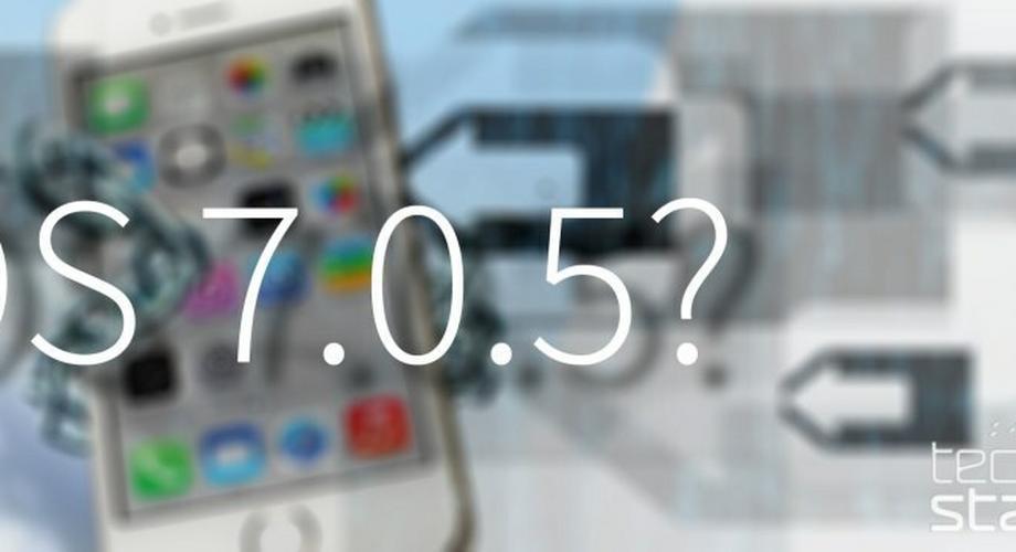 iOS 7.0.5: Update und der Jailbreak für iPhone 5C und 5S