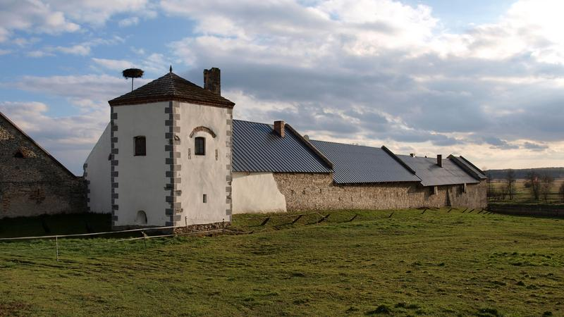 Sobków - zamek