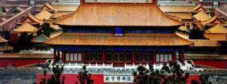 Sygnał końca pandemii w Chinach: Władze otwierają Zakazane Miasto