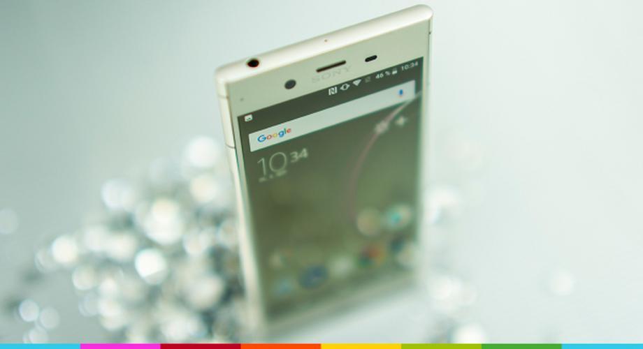 Sony Xperia XZ1 im Test: Display top, Kamera flop