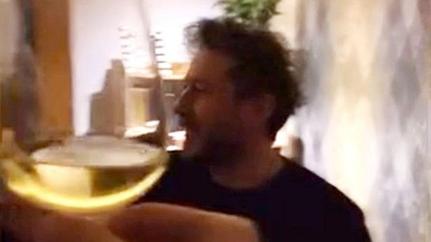 """Piasek świętował urodziny w towarzystwie Nergala i Majki Jeżowskiej. Padły wulgarne toasty: """"Je**ć PiS i Konfederację"""""""