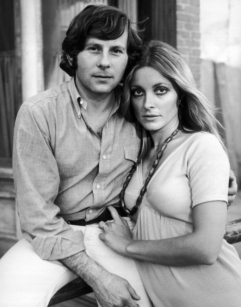 Roman Polański i Sharon Tate
