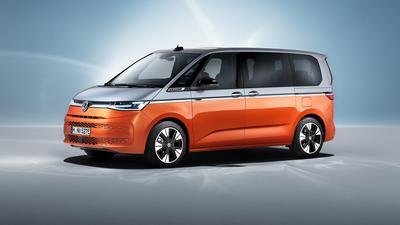 Nowy Volkswagen Multivan T7 - hybryda i benzyna przed dieslem