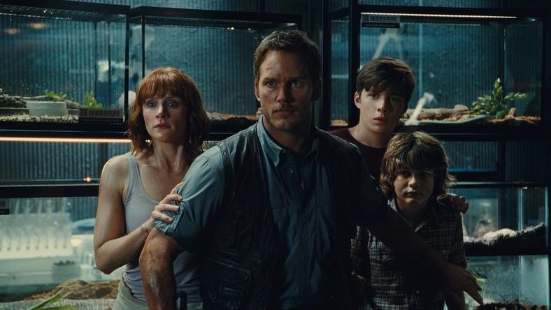 """""""Jurassic World"""" w Polsce dwa dni po premierze światowej"""