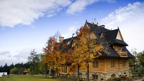 Pensjonaty – widma pod Tatrami