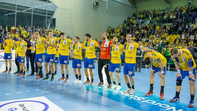 Zawodnicy PGE VIVE Kielce