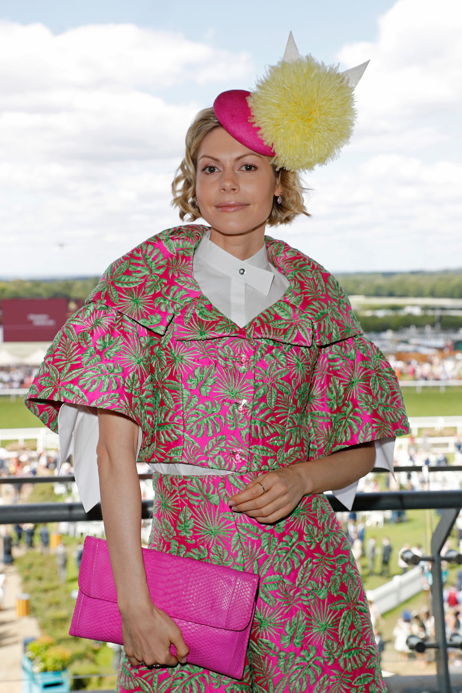 Kate Tikhomirova na Royal Ascot 2019 / David M. Benett / GettyImages