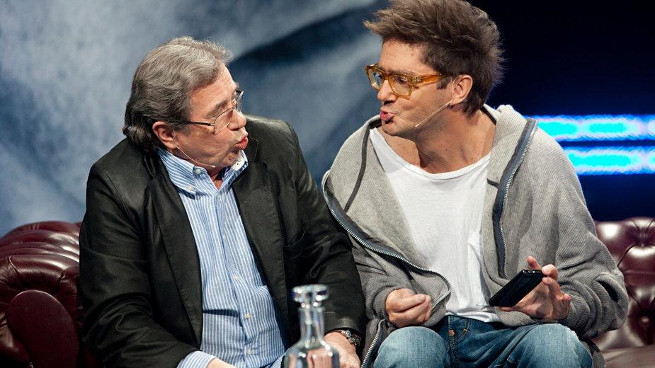 """Janusz Gajos w programie """"Kuba Wojewódzki"""""""