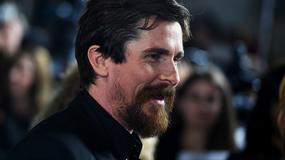 Christian Bale nie do poznania. Aktor przygotowuje się do nowej roli