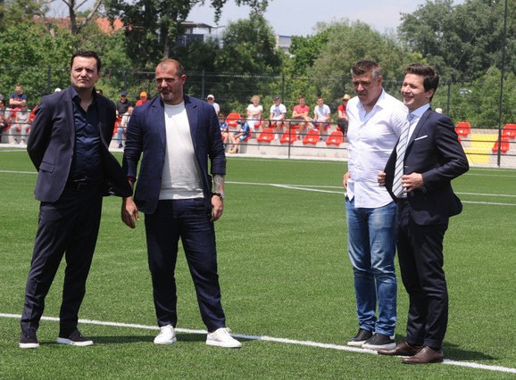 Otvaranje stadiona u Kruševcu