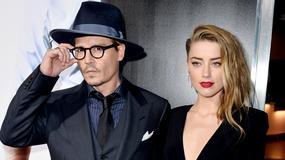 Johnny Depp jest zachwycony Amber Heard