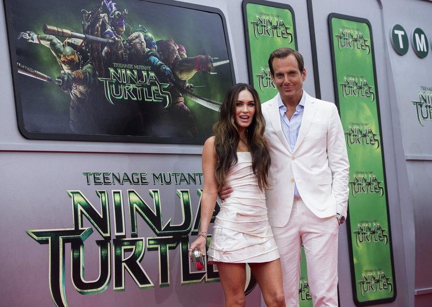 Megan Fox i Will Arnett
