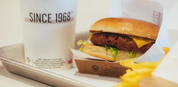 Nowy burger wegetariański w Max Premium Burgers