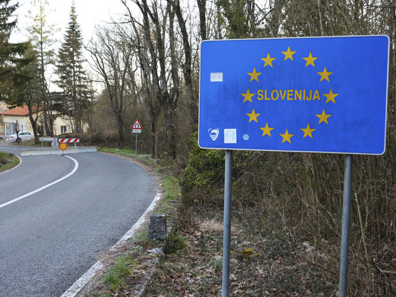 Granica Slovenije i Italije