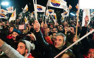 Rynki finansowe: Zachód w czerwonych barwach. W Katalonii 'policzek' dla premiera Hiszpanii