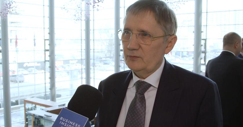 BI: Dr Jarosław Tworóg: europejski przemysł wymaga współpracy, bo konkurujemy z gigantami