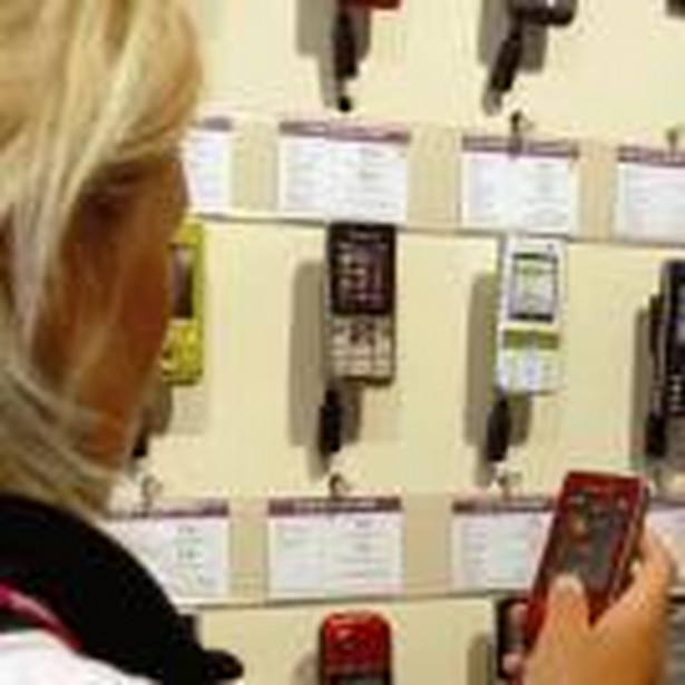 Telefony komórkowe Fot. Bloomberg