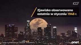 14 listopada 2016 roku w Polsce zobaczymy Superksiężyc!