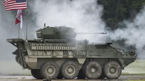 Ulepszone amerykańskie Strykery w Europie